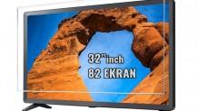 32 inch 82 TV Ekran Koruyucu