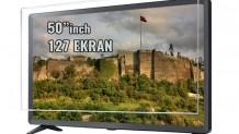 50 inch 127 TV Ekran Koruyucu