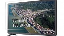 65 inch 165 TV Ekran Koruyucu