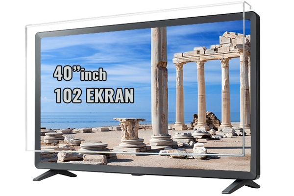 40 inch 102 TV Ekran Koruyucu